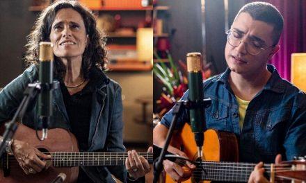 Zélia Duncan e Arthur Nogueira iniciam parceria musical pela internet