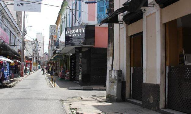 Prefeitura proibirá atividade comercial em geral em Belém