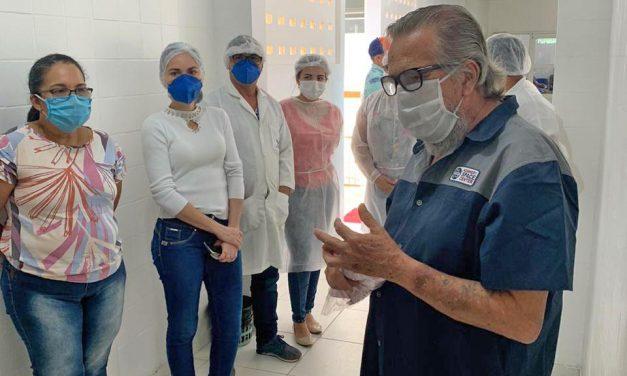 1.500 testes rápidos de Covid-19 são comprados pelo município de Tailândia