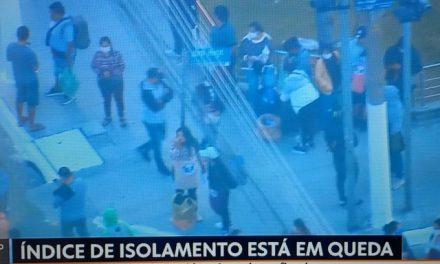 Vendedores ambulantes voltam ao Brás e Largo 13, em SP, em meio à pandemia de coronavírus