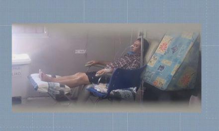 Homem de 63 anos, com sintomas de Covid-19, morre na fila de espera de UTI no Rio