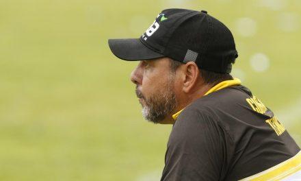 Técnico do Castanhal fala sobre planejamento para retomada do futebol