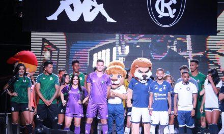 Com a paralisação do futebol, Remo deixa de apresentar dois novos uniformes