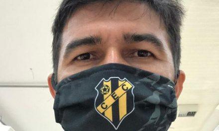 Contra o coronavírus, diretoria do Castanhal irá distribuir máscaras do clube à população