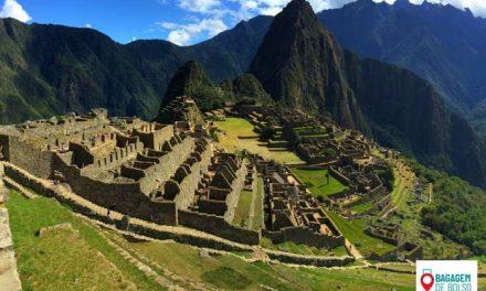 Machu Picchu em um fim de semana