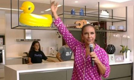 Ivete Sangalo fará uma 'live' especial para o Dia das Mães na quarentena
