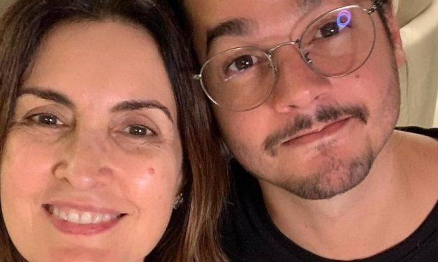 Fátima Bernardes e Túlio Gadêlha comemoram 30 meses juntos