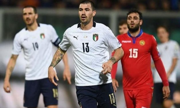 Governo italiano autoriza volta aos treinos de futebol a partir de segunda