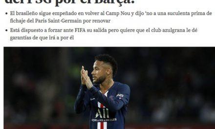 Jornal diz que Neymar recusou R$ 600 milhões do PSG por oferta de renovação