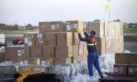 Respiradores e bombas de infusão comprados da China chegam ao Pará