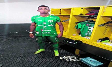 Bruno Miranda vive a expectativa de mostrar serviço pelo Tapajós
