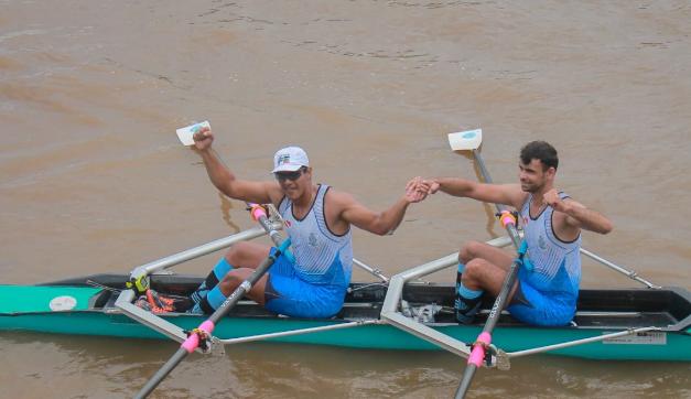 Paysandu participa do desafio Brasil de Remo Indoor