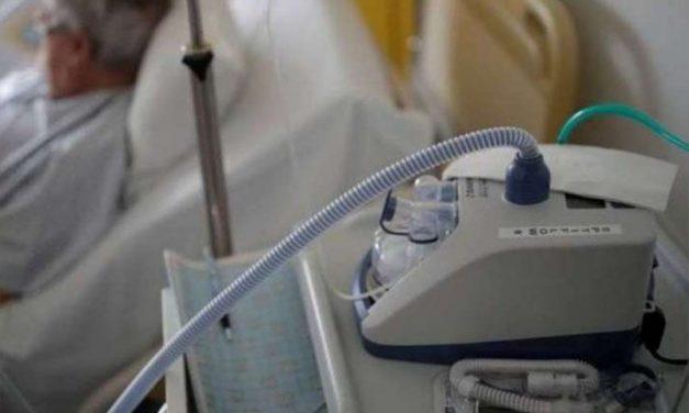 Ministério toma calote de 15 mil respiradores importados