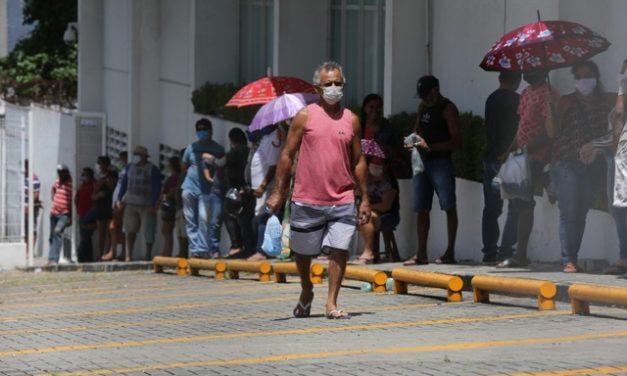 Governador do Ceará prorroga decreto de isolamento até o dia 20 de maio e torna obrigatório uso de máscara