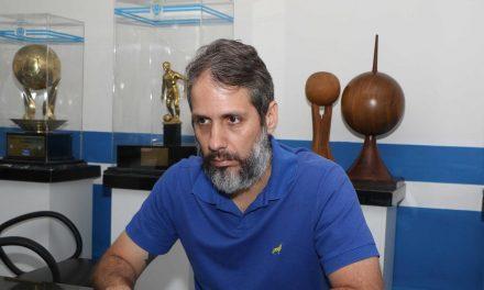 Ricardo Gluck Paul afirma que Paysandu garantiu recursos para as despesas dos próximos três meses