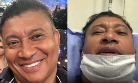 Humorista Pedro Manso é internado após sofrer complicações em cirurgia