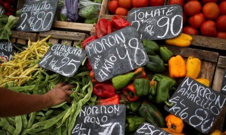 Preços mundiais de alimentos caem acentuadamente em abril devido à covid-19, diz ONU