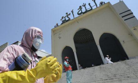 Últimas notícias de coronavírus no mundo de 8 de maio