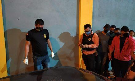 Dois vigilantes são baleados em Bragança