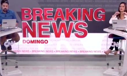 CNN vaza palavrão no ar: 'Se o Covas decretar o lockdown eles se f****'…
