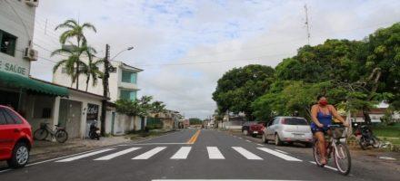 Prefeitura está recuperando 21 km de vias em Barcarena