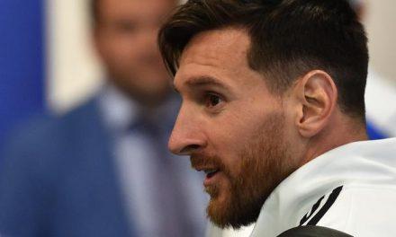 Lionel Messi doa mais de R$ 3 milhões para campanha contra covid-19 na Argentina