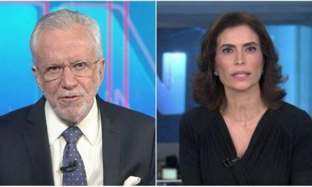 ÁUDIO VAZADO: Giuliana Morrone chama Alexandre Garcia de ridículo