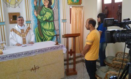 Missa dominical homenageia mães de Bragança