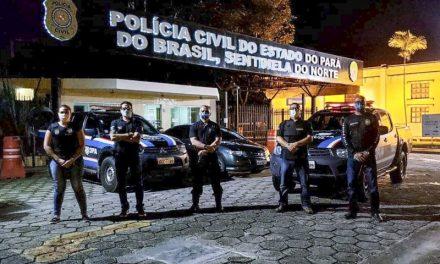 Polícia Civil do Pará prende criminoso integrante de facção criminosa em Ananindeua
