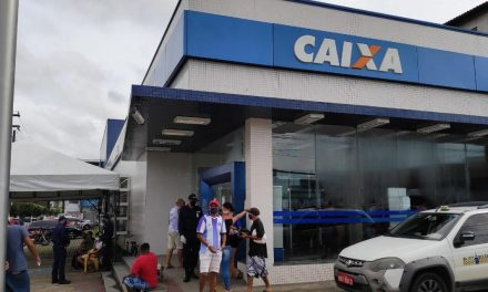 Caixa libera R$ 246 milhões de auxílio emergencial neste sábado