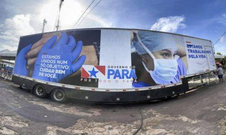 Policlínica Itinerante segue com atendimentos em Santo Antônio do Tauá