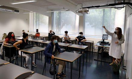 Portugal tem volta às aulas parcial nesta segunda-feira, com medidas de proteção e distanciamento