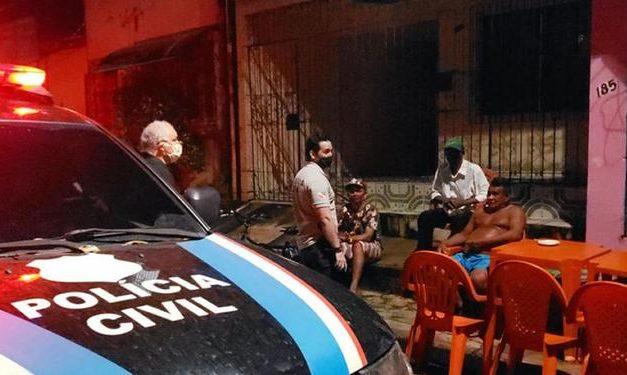 Polícia Civil fez 18 autuações na grande Belém