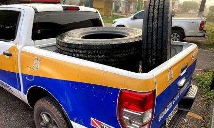 Polícia Civil prende quadrilha especializada em furto de materiais automotivos