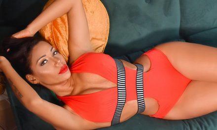 Ana Paula Evangelista adere ao confinamento detox para perder peso