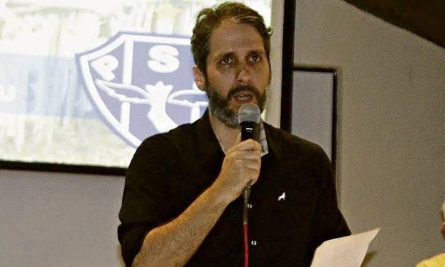 Eleições bicolores: Ricardo Gluck Paul fala se será candidato à reeleição
