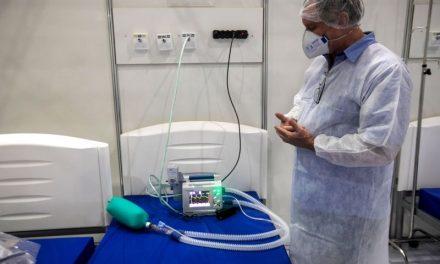 Pará conta com mais 50 novos respiradores para tratamento de pacientes com coronavírus