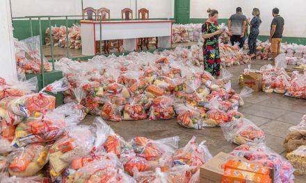 Prefeitura de Bragança entrega kits de merenda escolar na zona rural e urbana do município