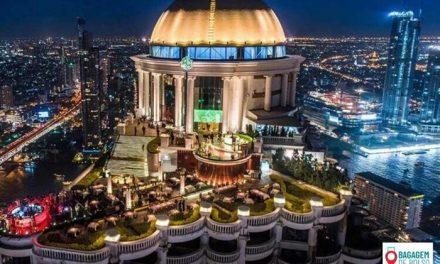 Três rooftops que valem muito a visita