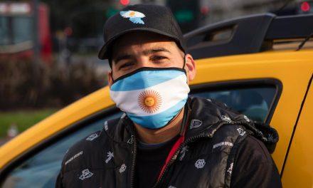 Argentina tem mais um recorde diário de novos casos de coronavírus