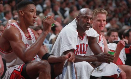 Scottie Pippen está furioso com Michael Jordan após documentário, diz jornalista