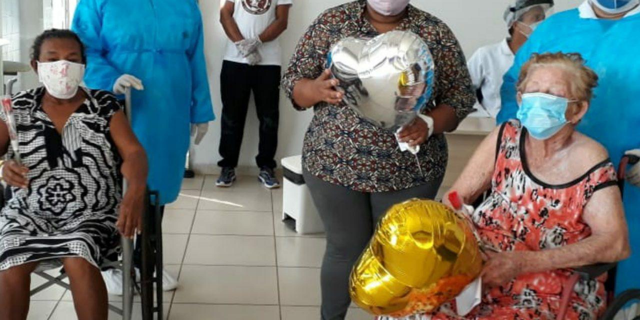 Izabelenses com Covid-19 se recuperam no Hospital Municipal