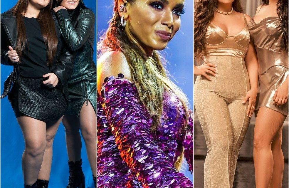 Lives de hoje: Anitta, Simone & Simaria, Maiara & Maraisa e mais shows para ver em casa