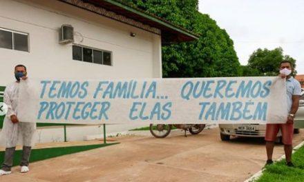 Moradores de Almeirim denunciam nas redes sociais precariedade do atendimento aos doentes de covid-19
