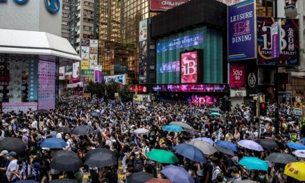 Milhares de manifestantes em Hong Kong contra projeto de segurança chinês