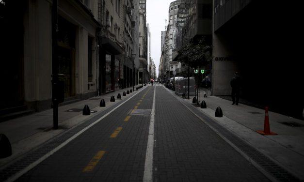 Argentina prorroga lockdown até 7 de junho e endurece medidas em Buenos Aires