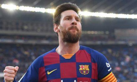 Com mais de 40 milhões de seguidores, Messi desativa conta no Instagram