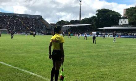 Assistente paraense da FIFA mantém estudos com temporada parada