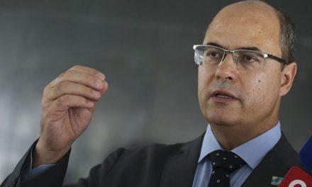 PF faz operação na residência oficial do governador do RJ