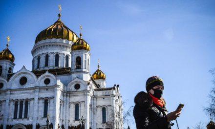 Rússia registra novo recorde de mortes diárias por coronavírus